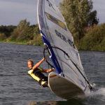 Surfen auf dem Steinhuder Meer